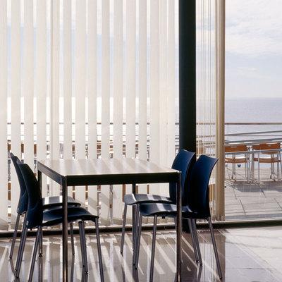 La finestra barcelona - Cortinas de lamas verticales ...