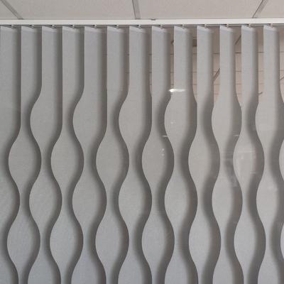 Cortina lamas vertical Formas