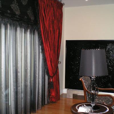 Ceresi cortinas torremolinos - Estor con cortina ...