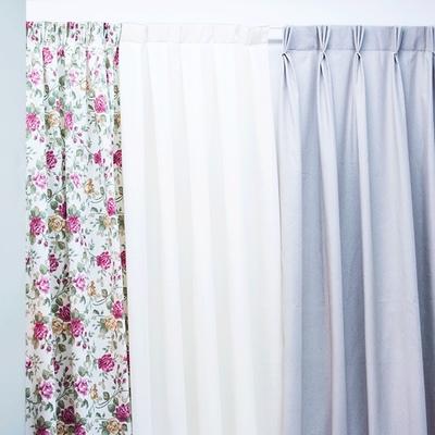Tipos de confección de cortinas