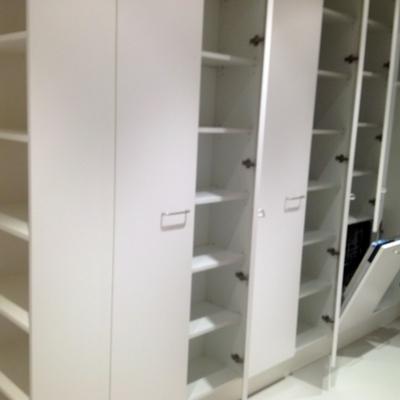 Creación de armarios