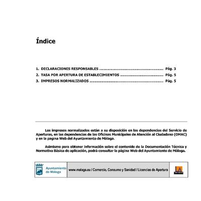 Cuaderno Informativo Licencias Apertura 2