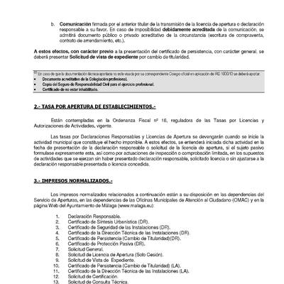 Cuaderno Informativo Licencias Apertura 5