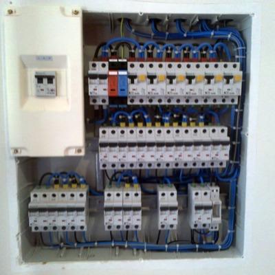 Cuadro eléctrico de vivienda