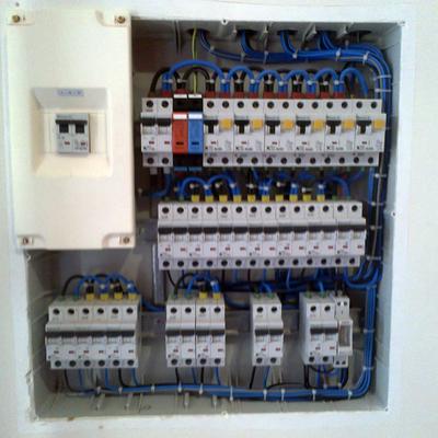 Cuadro Electrico Para Vivienda