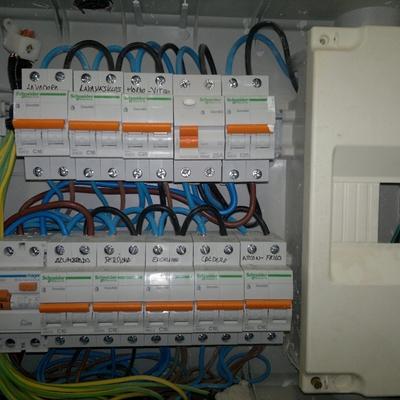 Presupuesto electricidad vivienda online habitissimo - Cuadro electrico vivienda ...