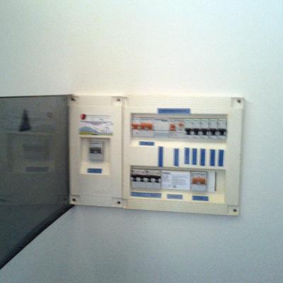 cuadro electrificacion basica