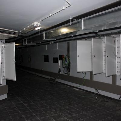 Cuadros sala proyección cinemas