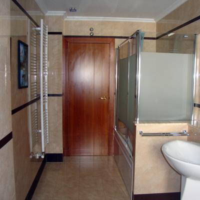 cuarto de baño nuevo en salamanca
