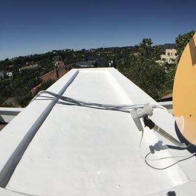 Aislamiento - Cubierta Cool Roof