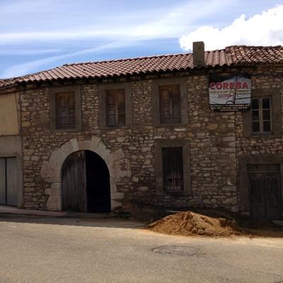 Cubierta y fachada en Sorribos de Alba