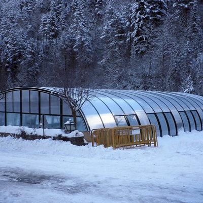 cubiertas para piscinas telescopicas