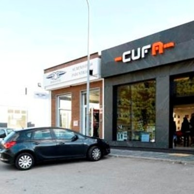 Tienda de CUFA Avenida de Galicia 57