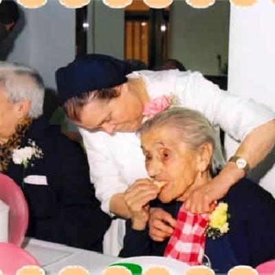 Cuidado personas mayores.
