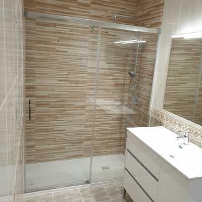 Proyecto reforma integral baño
