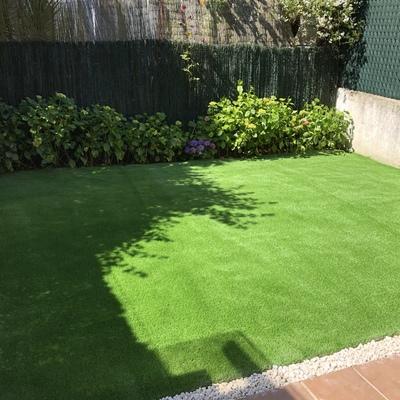 Jardín chalet