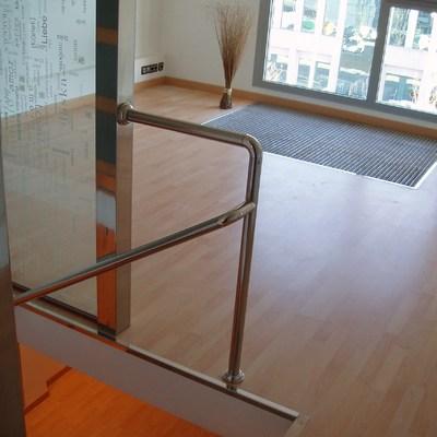 Dormitorio planta 1. Loft Las Matas. (2004)