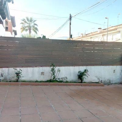 Vilassar de Dalt vallado madera eco 5