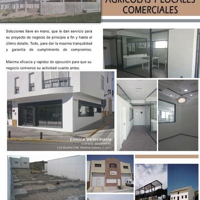 TRABAJOS ESPACIOS COMERCIALES