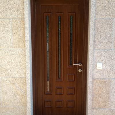 Puertas de entradas.