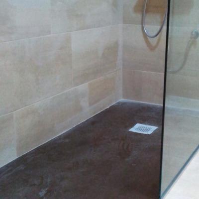 Baños - Plato de ducha