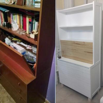 Librería restaurada