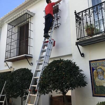 Pintamos fachadas