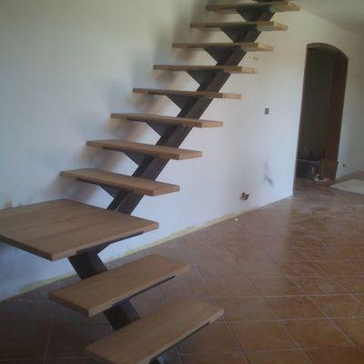 realizacion de escaleras a medida con asesoramiento