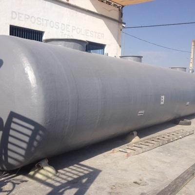 Depuradora de Oxidación Total de 35.000 Litros