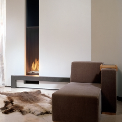 DE GAS BELLFIRES MODELO VERTICAL BELL TUNNEL