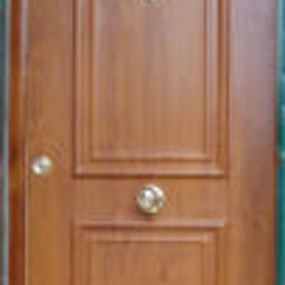 panel de exterior