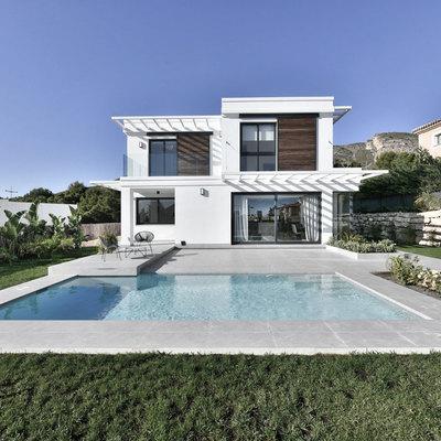 Construcción de Villa
