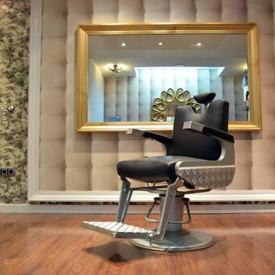 Decoración centro de estética y peluquería