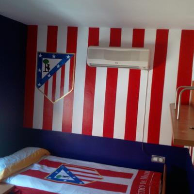 decoracion de habitación