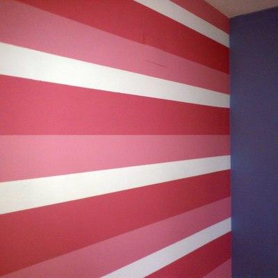 decoracion de paredes pintadas