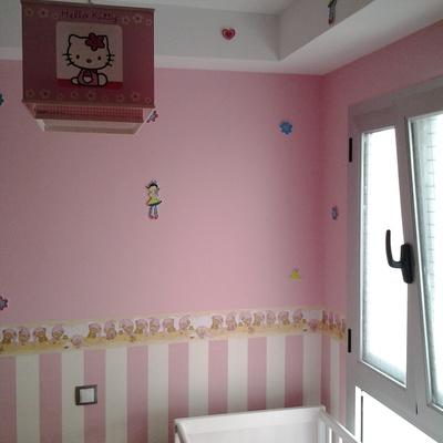 decoracion dormitorio bebé