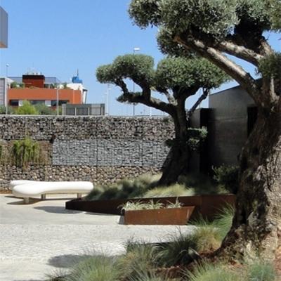 Decoración espacios públicos