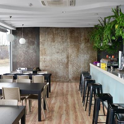 decoración interiorismo restaurante almonte