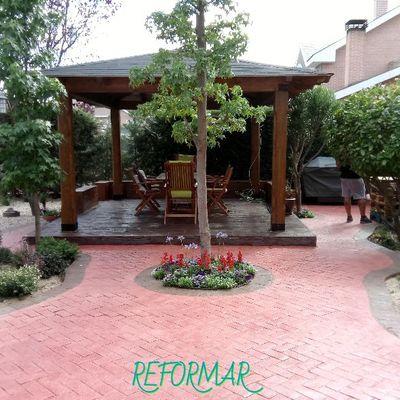 Reforma exteriores