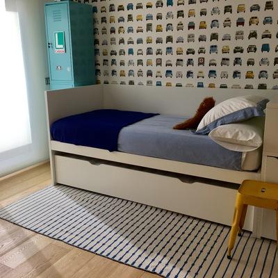 Dormitorio de Álvaro