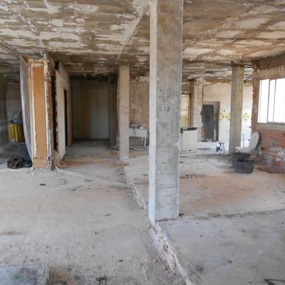 Demolición piso para reforma integral
