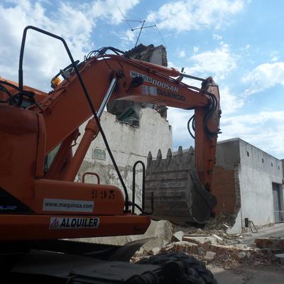 Demoliciones y construcciones