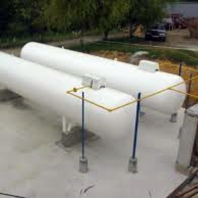 Depósito de Gas Propano