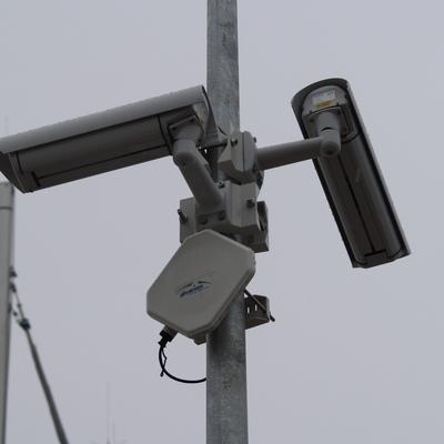 Sistemas de Vídeo Vigilancia con Transmisión Inalámbrica