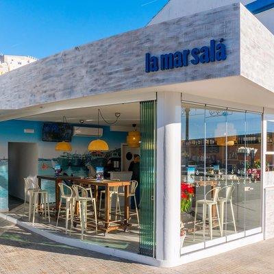 """Restaurante-Cafetería """"La Mar Salá"""""""