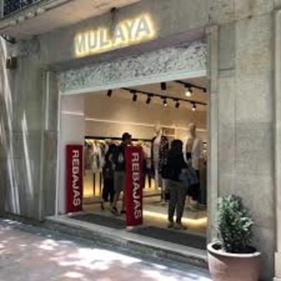 Reforma cadena de tiendas Mulaya madrid zaragoza