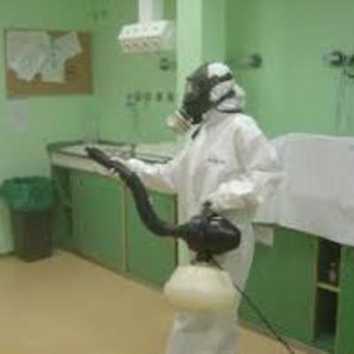 Desinfección en Interiores