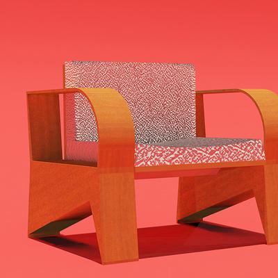 Deskoke chair