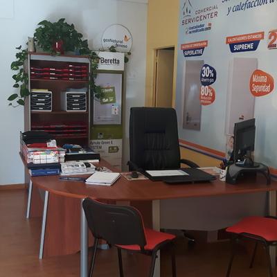 Oficina Atencion al cliente