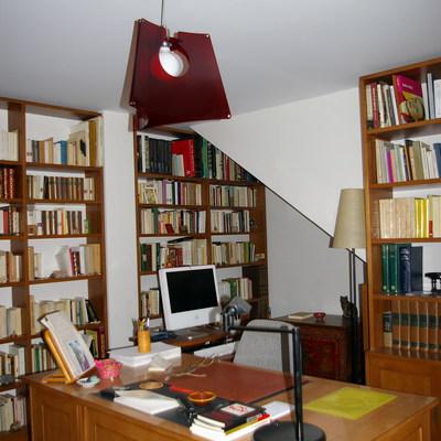 Despacho paricular para una escritora